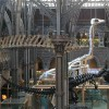 The Dinnersaurus at Oxford University Natural History Museum